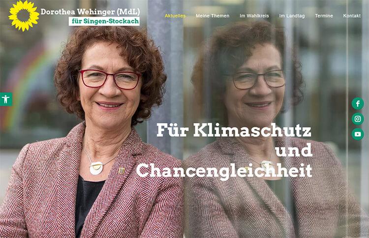 Dorothea Wehinger MdL
