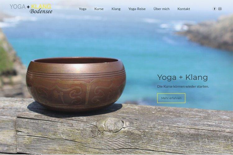 Yoga Klang Bodensee